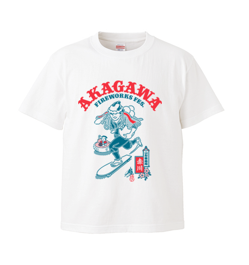 KID'S T-SHIRT WHITE